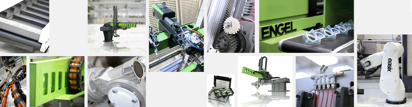Robots & automation technology by ENGEL