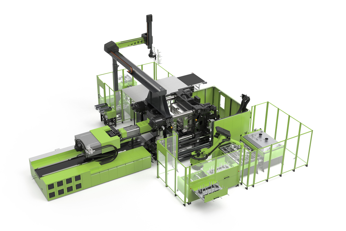 ▷ ENGEL plastics injection moulding machines | IM machinery